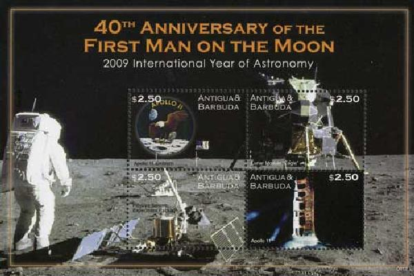 2009 40th Anniversary 1st Man on Moon