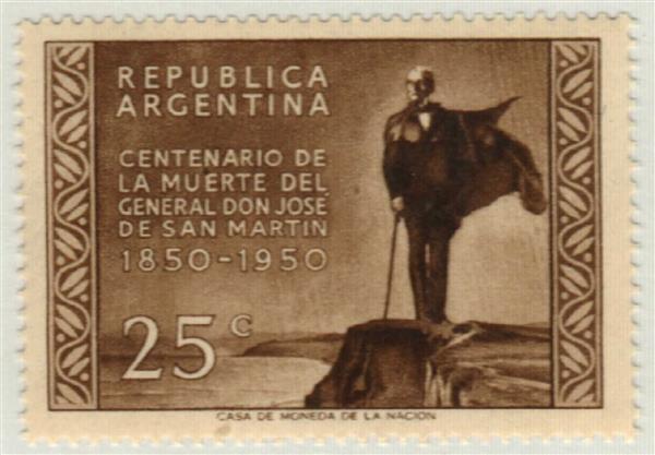 1950 Argentina