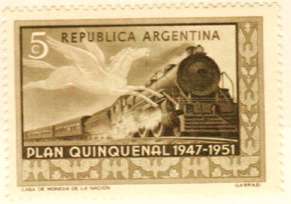 1951 Argentina