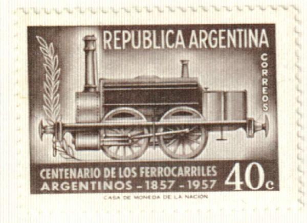 1957 Argentina