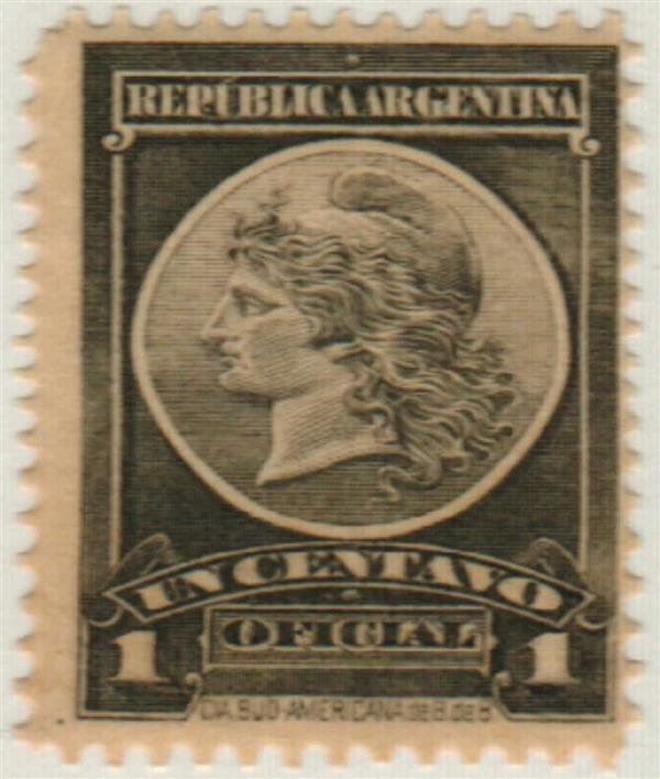 1901 Argentina