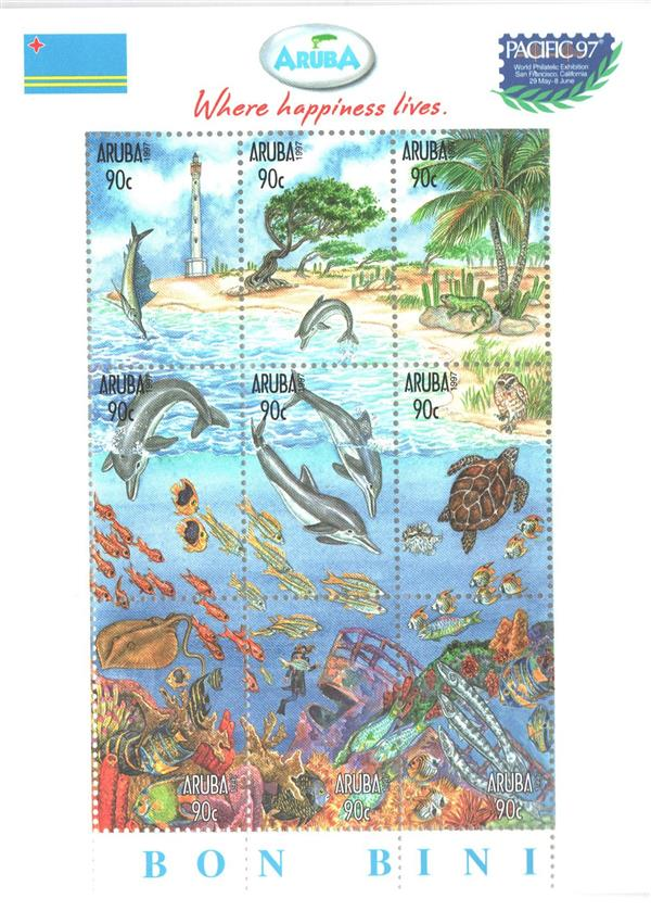 1997 Aruba