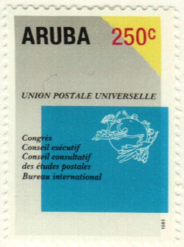 1989 Aruba