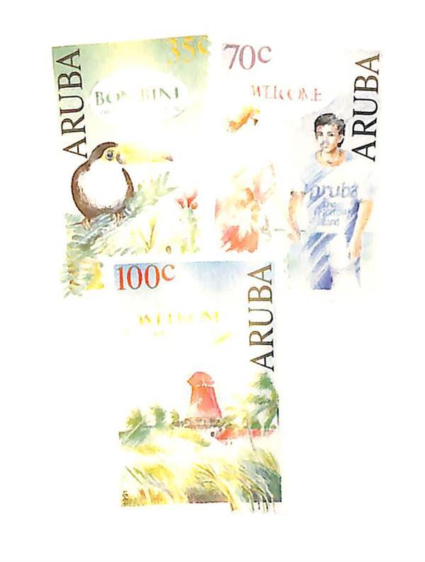 1991 Aruba