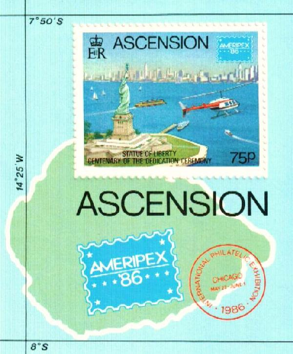 1986 Ascension
