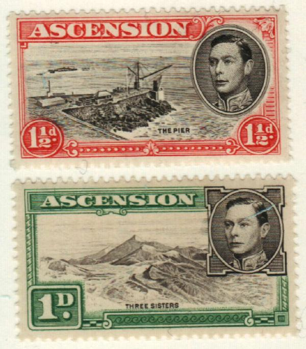 1944-49 Ascension