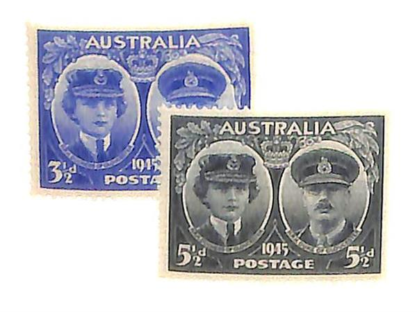 1945 Australia