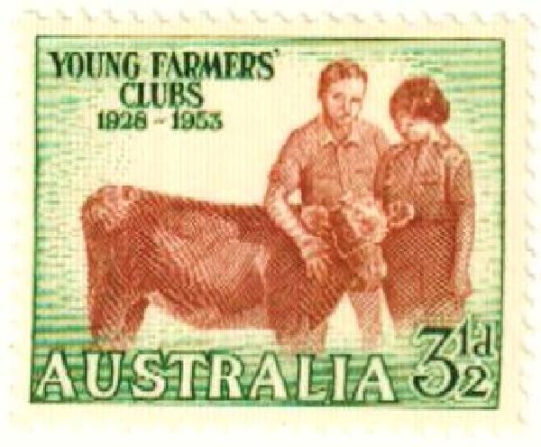 1953 Australia