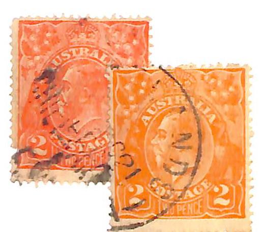 1920-22 Australia