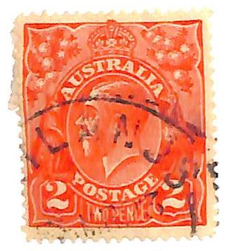 1922 Australia