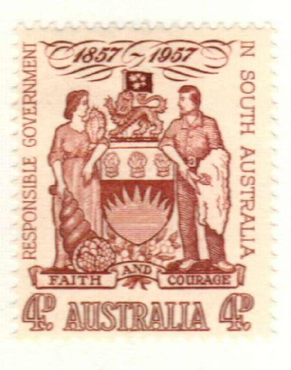 1957 Australia
