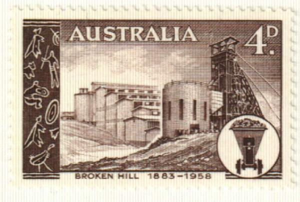 1958 Australia