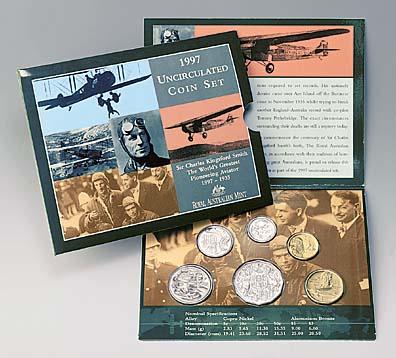 1997 Australia Mint Set