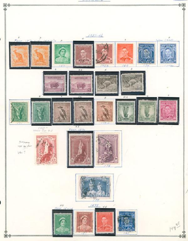 1850-1984 Australia