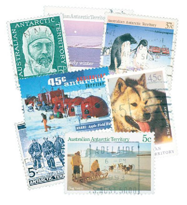 Australian Antarctic Territory, 50v