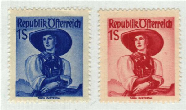 1948-50 Austria