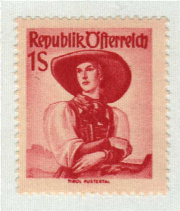 1950 Austria
