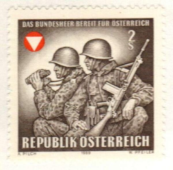1969 Austria