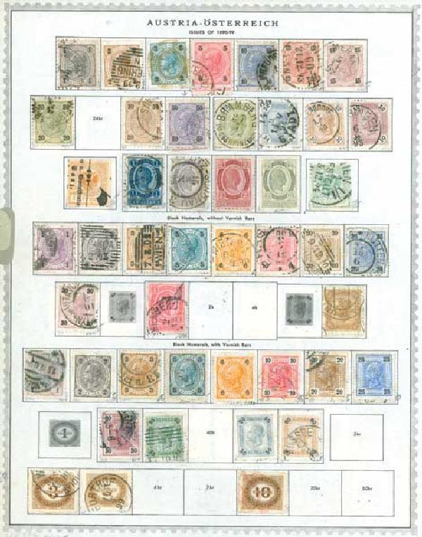 1850-1998 Austria