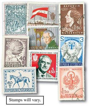 Austria Commems, 700v