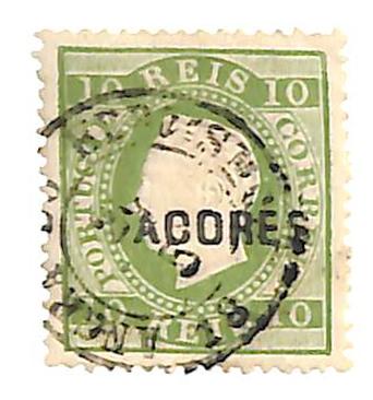 1875 Azores