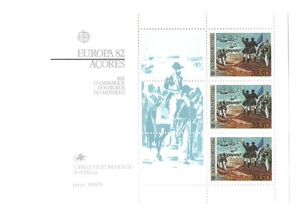 1982 Azores