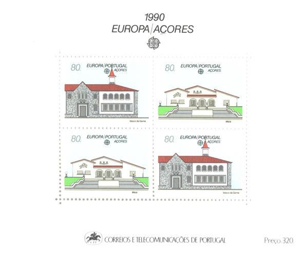 1990 Azores