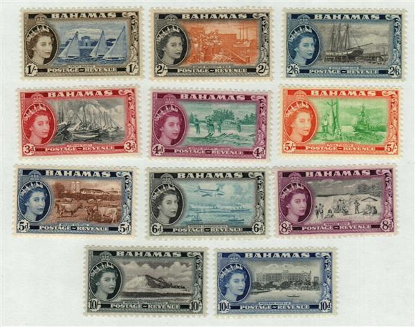 1954 Bahamas