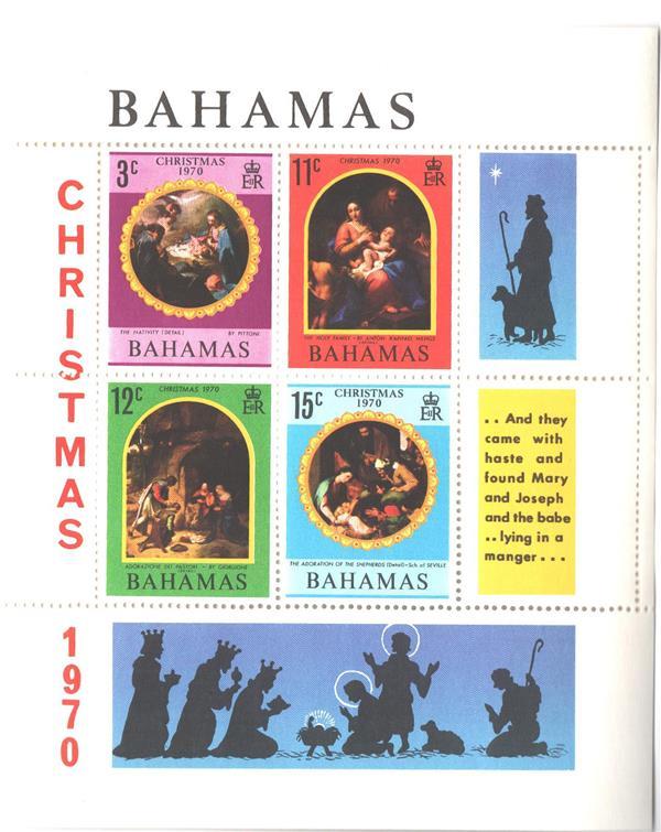 1970 Bahamas