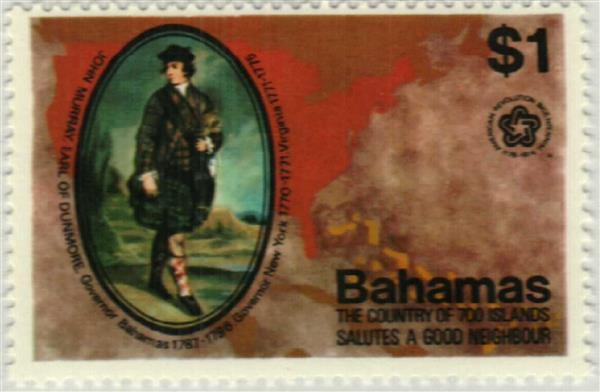 1976 Bahamas