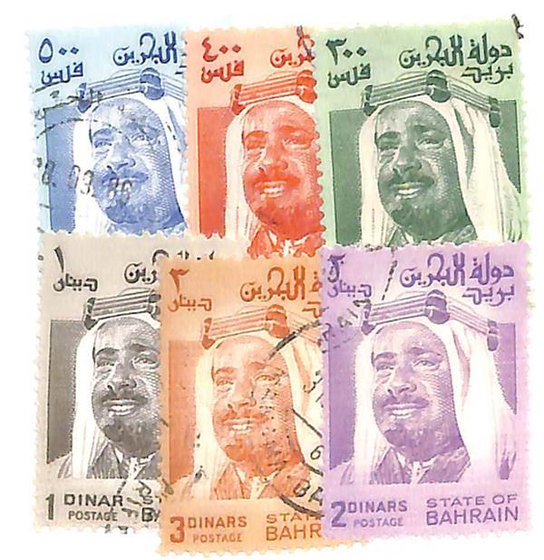 1976-80 Bahrain