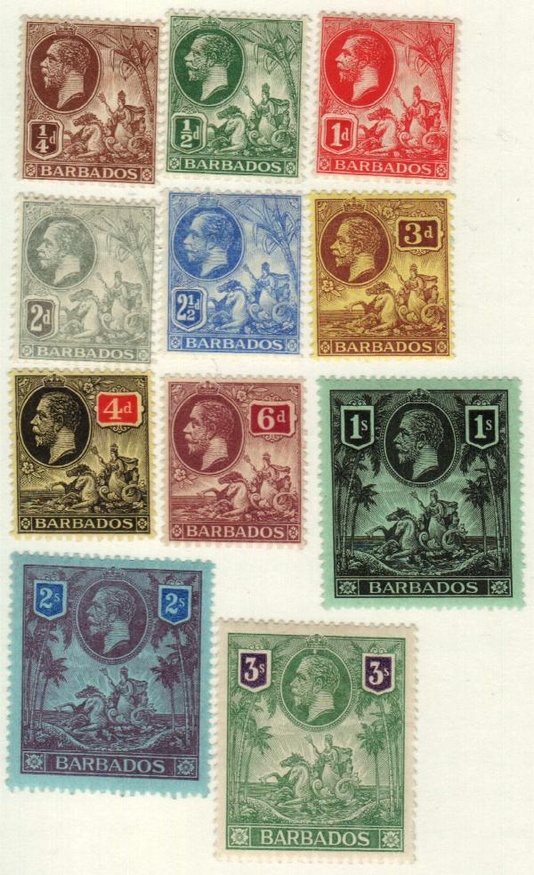 1912 Barbados
