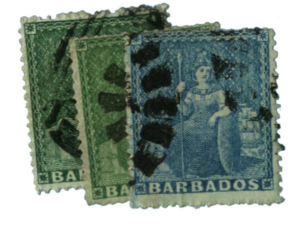 1861 Barbados