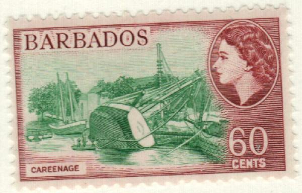 1956 Barbados