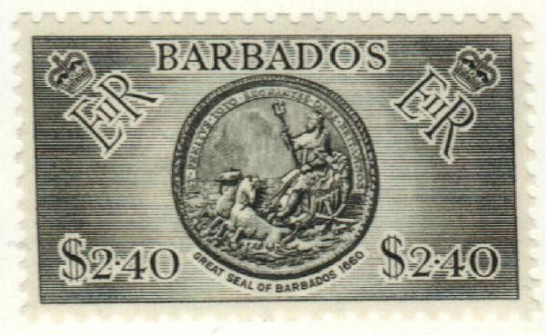 1957 Barbados