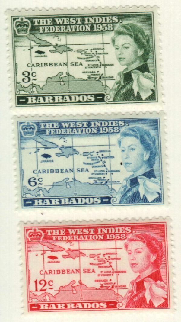 1958 Barbados