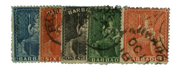 1872 Barbados