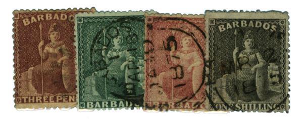 1873 Barbados