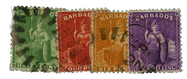 1875 Barbados