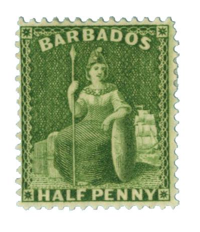 1876 Barbados