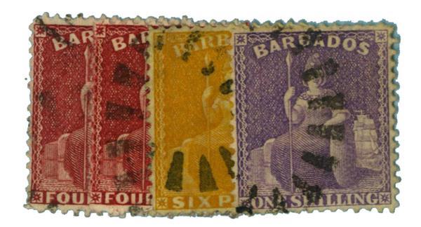 1875-78 Barbados