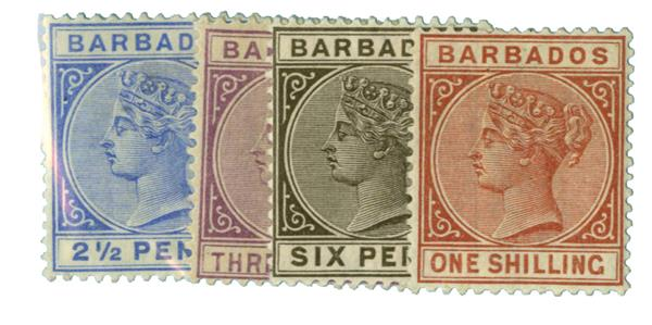 1885 Barbados