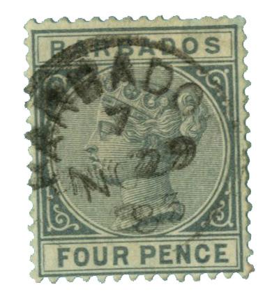 1882 Barbados