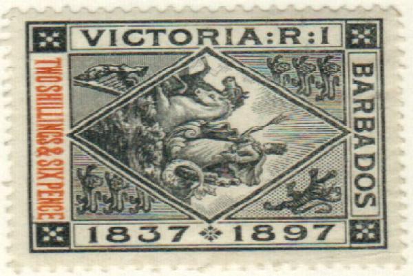1897 Barbados