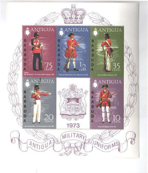 1973 Barbuda