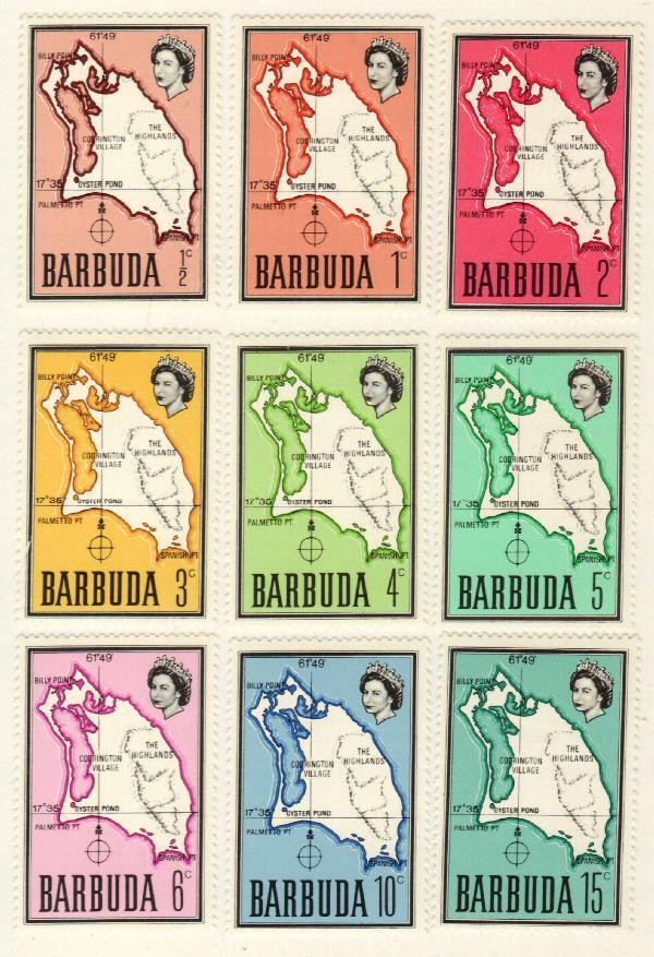 1968-69 Barbuda