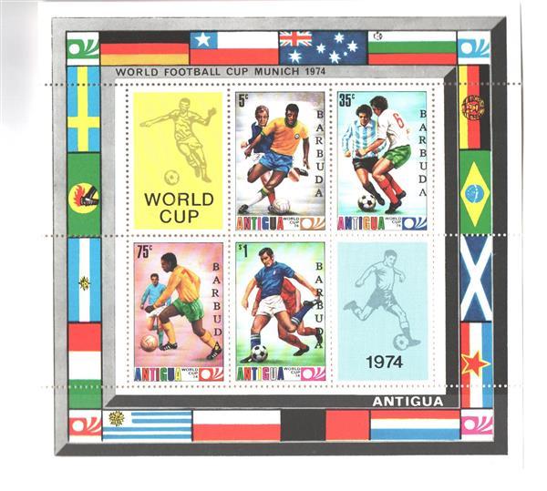 1974 Barbuda