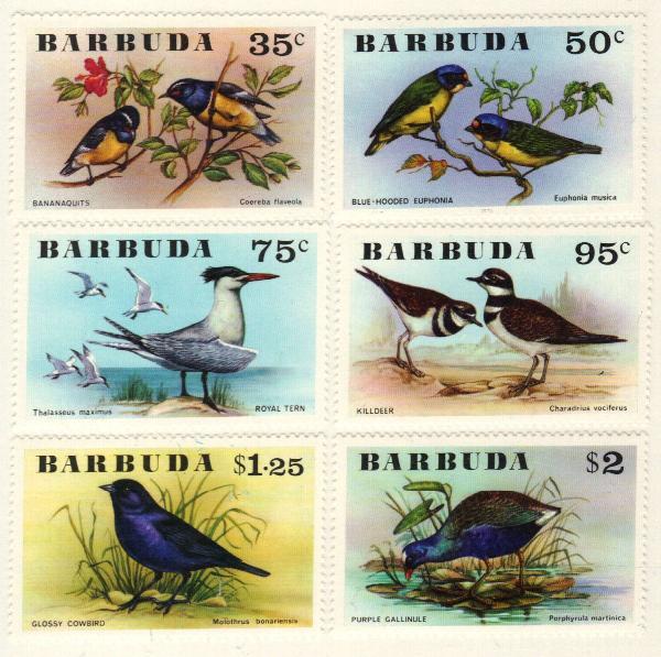 1976 Barbuda