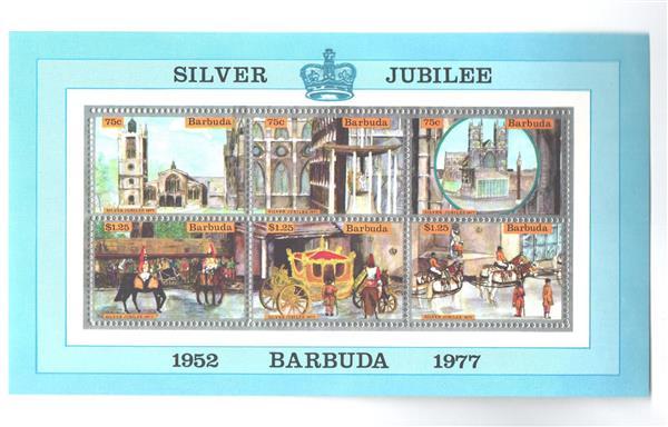 1977 Barbuda