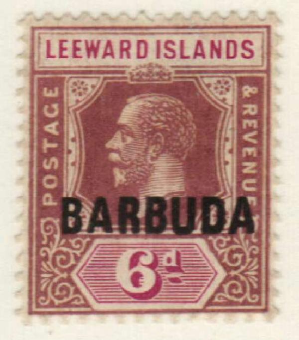 1922 Barbuda